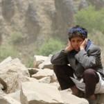 بمباران مناطق مسکونی و نیروگاه برق در استان الضالع یمن
