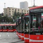 خدمات ویژه اتوبوسرانی به مناسبت عید فطر