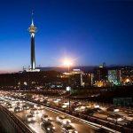 برج میلاد تهران امشب میزبان استان مرکزی می باشد
