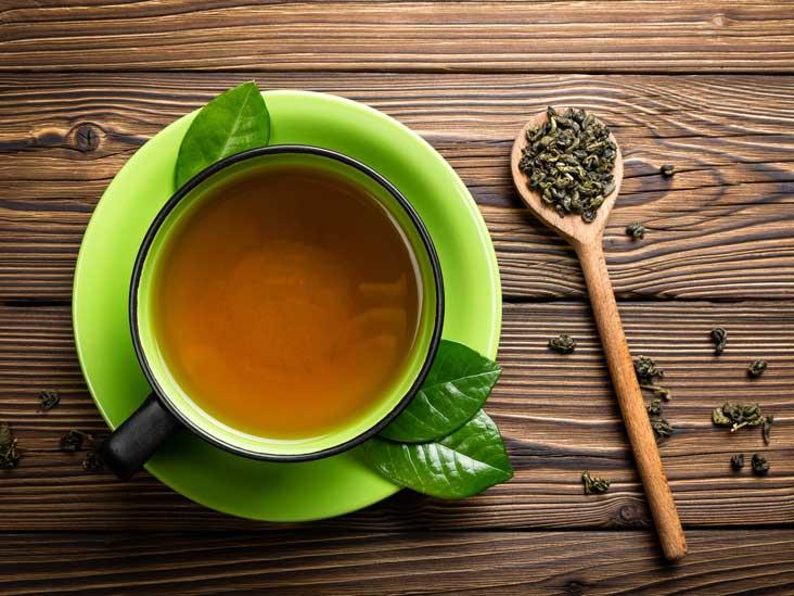 چای سبز در بارداری
