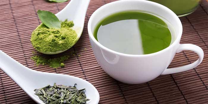 خواص چای سبز برای معده