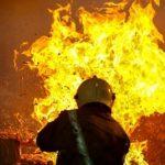 وقوع آتشسوزی در خیابان اکباتان