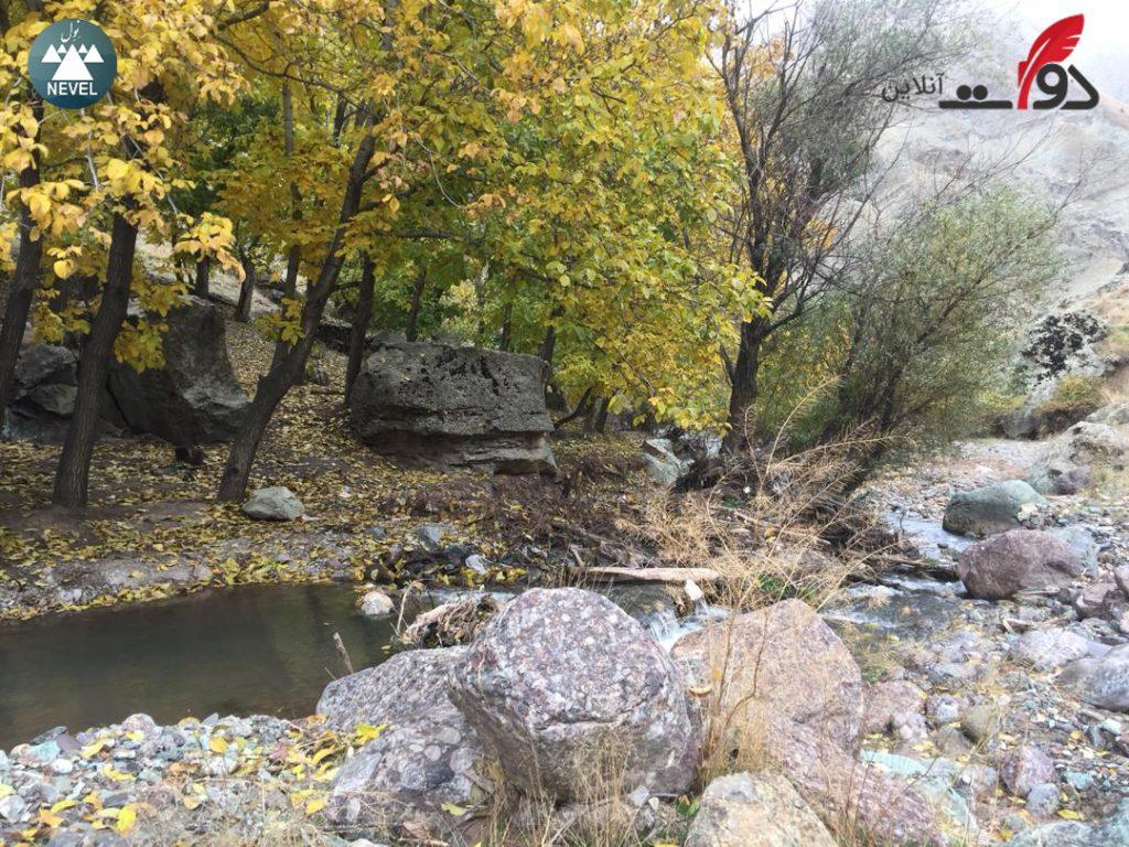رودبار و قصران؛ مقصدی شگفتانگیز برای سفر یک روزه پاییزی