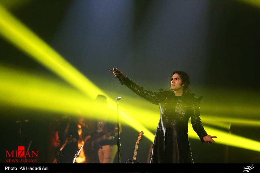کنسرت ویژه «رضا یزدانی» در برج میلاد