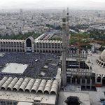 نماز جمعه تهران در مصلی امام خمینی (ره) اقامه میشود