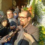 حکم حناچی هنوز صادر نشده؛ افشانی فعلا شهردار تهران است