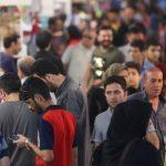 سن امید به زندگی در مردم ایران