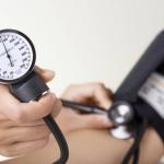 سه سوته فشار خون را درمان کنید