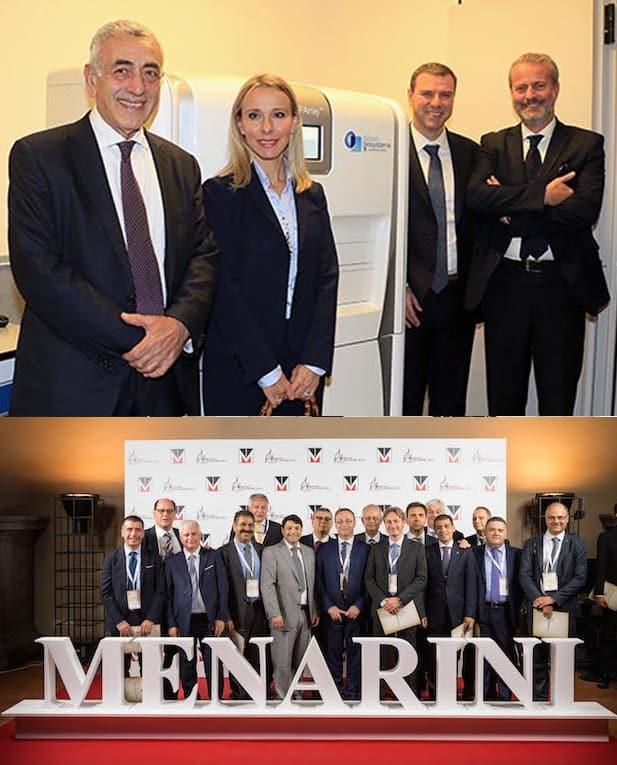 بانو ماسیمیلیانا لاندینی آلئوتی صاحب شرکت دارویی بزرگ